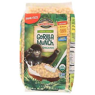 EnviroKidz Organic Nature's Path Gorilla Munch, 23 oz