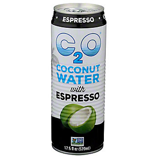 C2O Coconut Water With Expresso, 17.5 fl oz