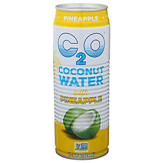 C2O Coconut Water With Pineapple, 17.5 fl oz