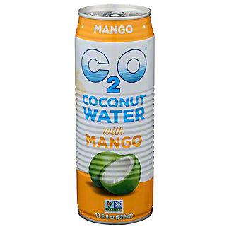 C2O Coconut Water with Mango, 17.5 fl oz