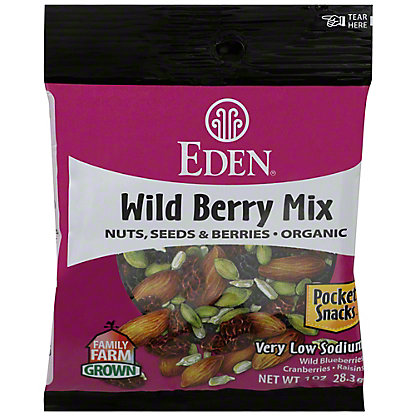 Eden Organic Wild Berry Mix, 1 oz