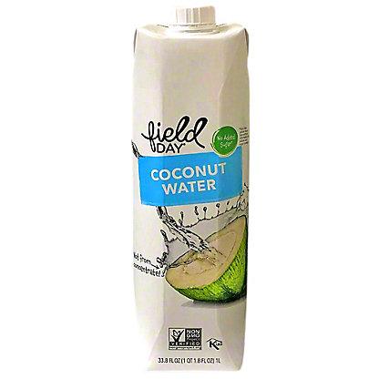 Field Day Coconut Water, 33.8 fl oz
