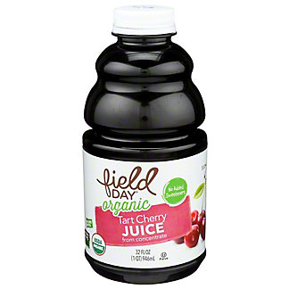 Field Day Organic Tart Cherry Juice, 32 fl oz