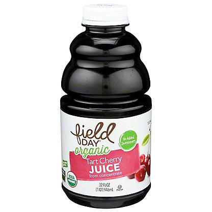 Field Day Organic Tart Cherry Juice, 32 fl oz