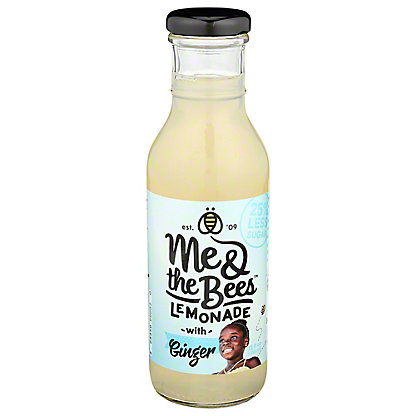 Me & The Bees Lemonade with Ginger, 12 fl oz