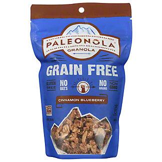 Paleonola Cinnamon Blueberry Grain FreeGranola, 10 oz
