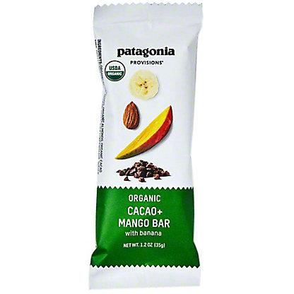 Patagonia Provisions Organic Cacao Mango Bar, 1.2 oz