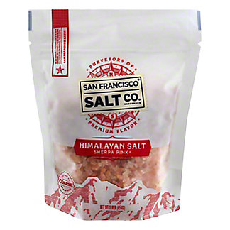San Francisco Salt Co. Coarse Himalayan Pink Salt, 1 lb