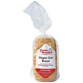 Out Of The Breadbox Vegan Oat Bread, 16 oz