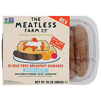 The Meatless Farm Co. Meat Free Sausage Links, 12 pk, 10 oz