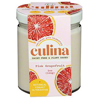 Culina Pink Grapefruit Yogurt, 5 oz