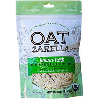 Oatzarella Organic Oatmilk CHS Italian Mozzarella, 8 oz