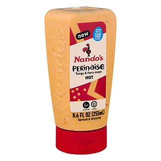 Nando's Perinaise Tangy Hot Mayo, 8.6 oz