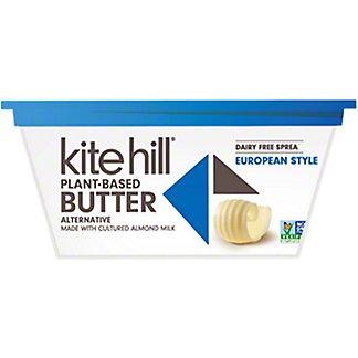 Kite Hill Dairy Free European Style Butter, 8 oz