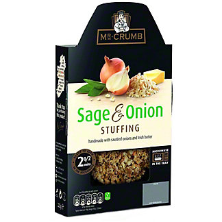 Mr. Crumb Organic Sage & Onion Stuffing, 7.9 oz
