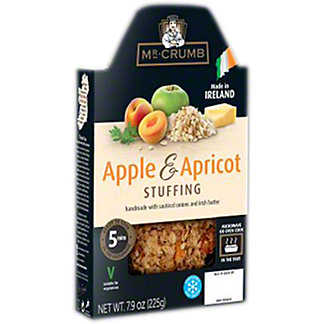 Mr. Crumb Apple & Apricot Stuffing, 7.9 oz