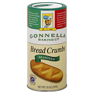 Gonnella Italian Seasoned Bread Crumbs, 10 oz