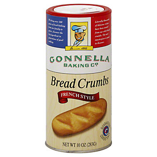 Gonnella Classic French Style Bread Crumbs, 10 oz