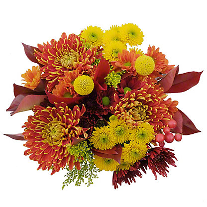 Central Market Fall Harvest Bouquet, ea