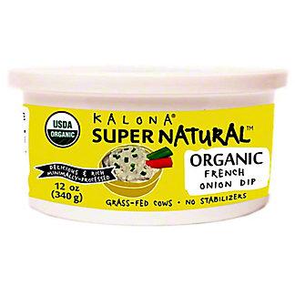 Kalona Supernatural Organic French Onion Dip, 12 oz
