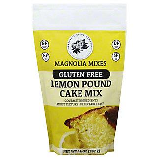Magnolia Mixes Lemon Pound Cake Mix, 11.5 oz