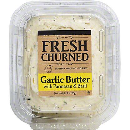 Chef Shamy Garlic Butter With Parmesan & Basil, 3 oz
