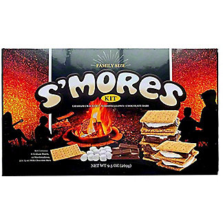 Amusemints Family Size Make Your Own S'mores Kit, 9.5 oz