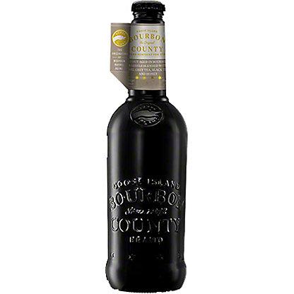 Goose Island Bourbon County Kentucky Fog Stout, Glass Bottle, 16.9 fl oz