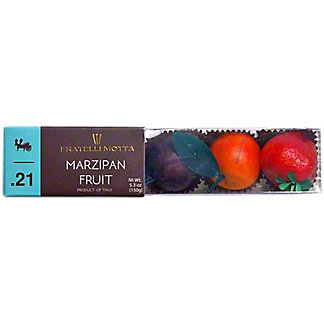 Fratelli Sicilian Marzipan Fruit, 5.3 oz
