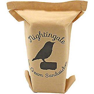 Nightingale Ice Cream Lemon CannoliBar, ea