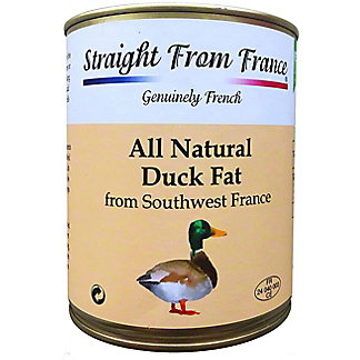 Straight From France All Natural Duck Fat, 12 oz