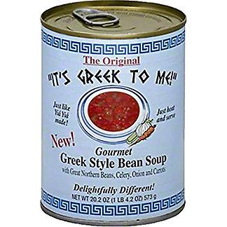 It's Greek To Me Greek Style Bean Soup, 20.20 oz