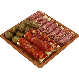 Central Market Salami Pepperoni Rolls, Serves 1-2
