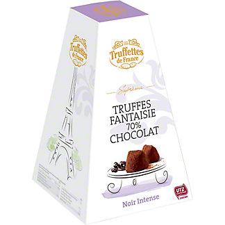 Truffettes De France Chocolate Truffles Pyramid Box, 7 oz
