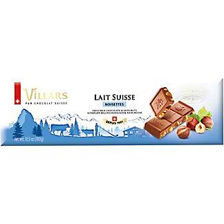 Villar's Milk Chocolate & Hazelnut Bar, 10.5 oz