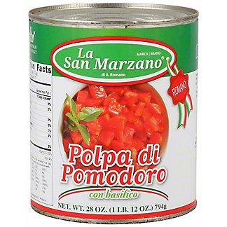 La San Marzano La Regina Crushed Tomatoes, 28 oz
