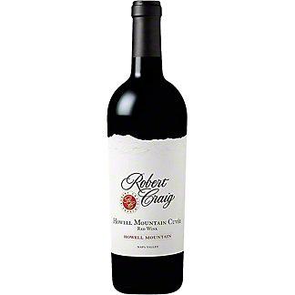 Robert Craig Cellars Howell Mountain Cut Red, 750 ml