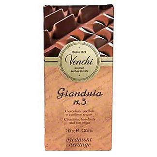 Venchi Gianduja N.3 Bar, 3.52 oz