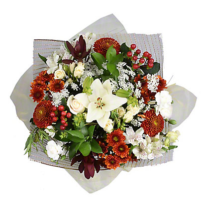 Central Market Fall Elegance Bouquet, ea