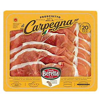 Beretta Prosciutto Carpegna Sliced, 3 oz