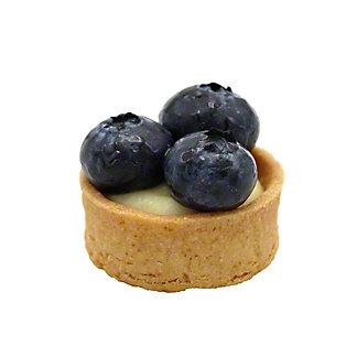 Central Market Mini Blueberry Tartlet, .84 oz