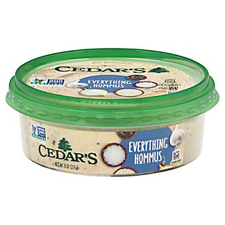 Cedar's Everything Hummus, 8 oz