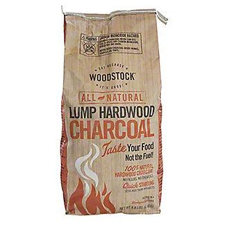 Woodstock All Natural Lump Hardwood Charcoal, 8.8 lb
