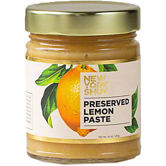 New York Shuk Preserved Lemon Paste, 10 oz