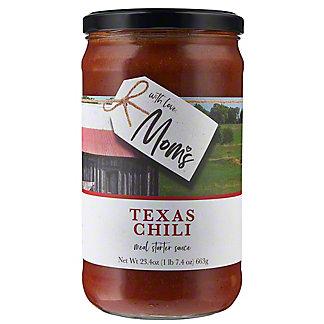 Mom's Texas Chili Meal Starter Sauce, 23.4 oz