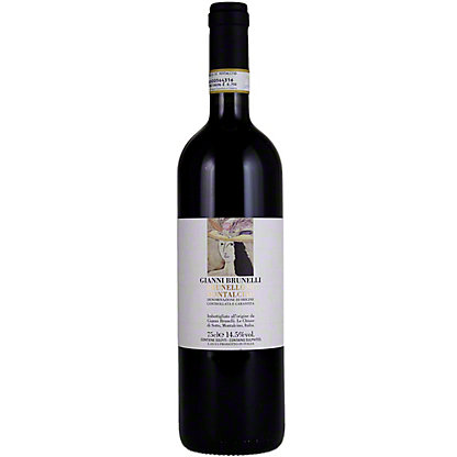Gianni Brunelli Brunello De Montalcino, 750 mL