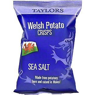 Taylor's Welsh Sea Salt Chips, 5.29 oz