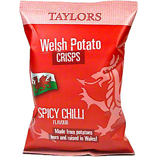Taylors Welsh Spicy Chilli Chips, 5.29 oz