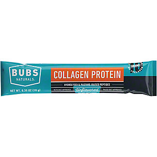 Bubs Naturals Collagen Protein Powder Packet, 0.35 oz