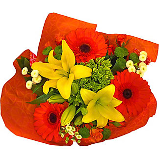 Central Market Orange Crush Bouquet, ea